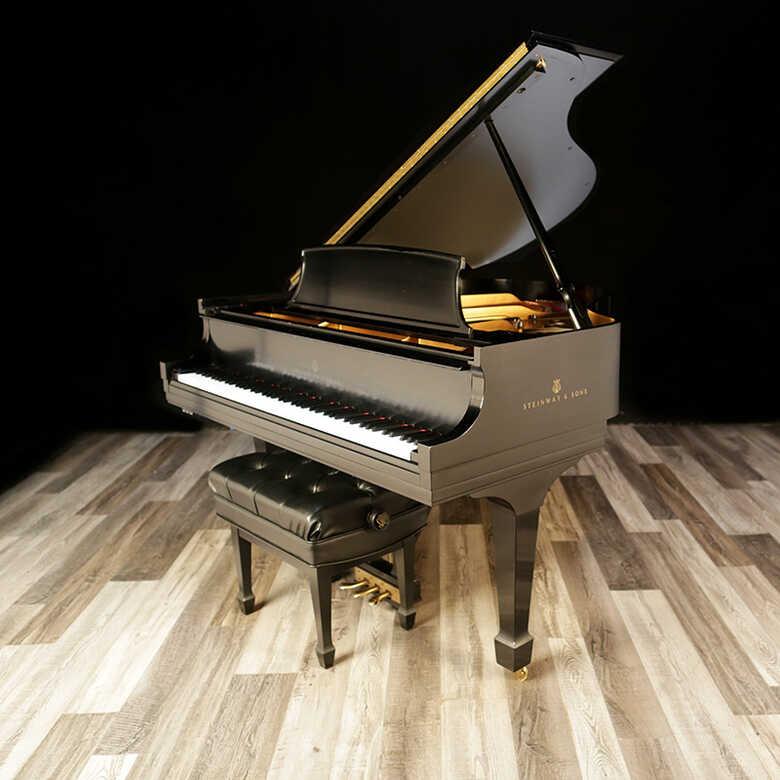 2006 Steinway Grand Piano, Model S