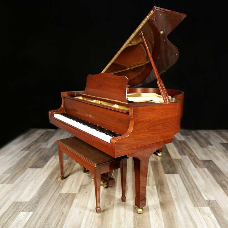 1992 Yamaha Baby Grand Piano, Model G1