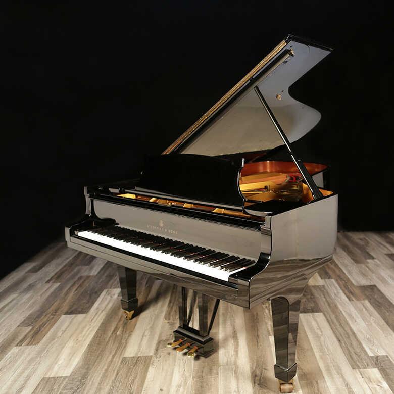 Hamburg Steinway Grand Piano, Model C - Excellent Condition