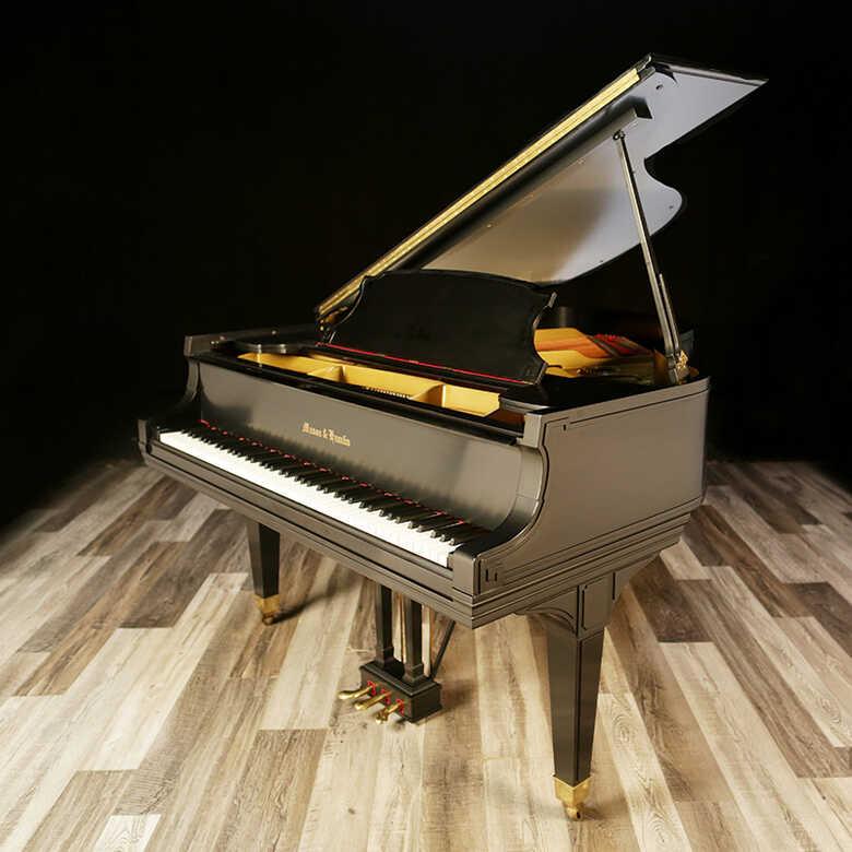 Mason & Hamlin Grand Piano, Model A
