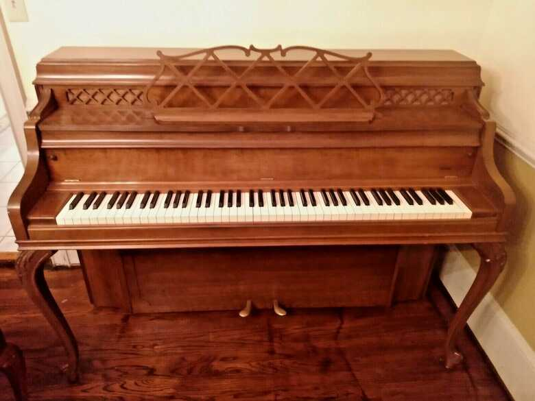 Steinway & sons Piano Vertical