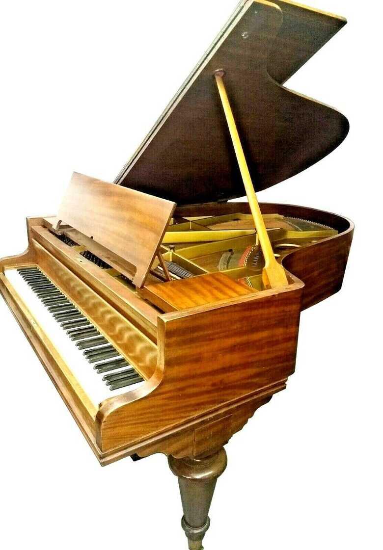 Classic Kimball Chicago / USA grand piano ( FREE yamaha felt
