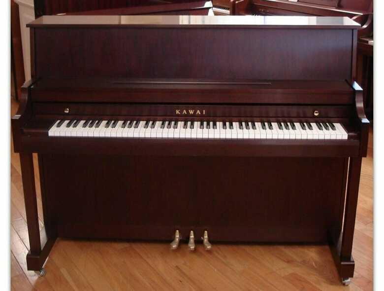 2003 Kawai Upright piano model 506 S